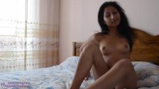 Perfect Indian College Teen Masturbates Her Desi Pussy On Webcam
