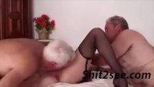 Old Dudes Fuck a lady, gang bang hot vintage