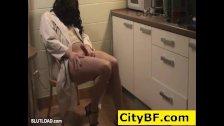 wife love pantyhose homemade sexy amateur stockings gf girlfriend
