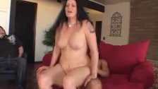 Fuck Me Rough and Tough Infront of My Husband
