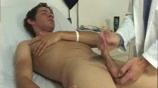 Naked military men physical exam