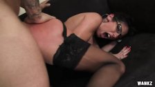 Office Hottie Dava Foxx Blows Her Boss