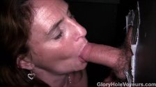 Real Gloryhole MILF Compilation