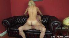 Busty blonde deep sex scenes