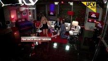Daniella Chavez en la TV