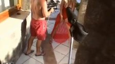 Behind scenes euro babes 5
