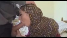 Arab Hijab Blowjob Sex