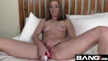 BANG Real Teens: Teen Zoe Has A Tight Pussy