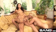 BANG: Two Cocks One Pussy Threesome Fun