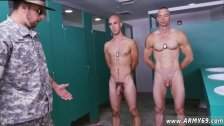 Hairy males in military gay snapchat take a