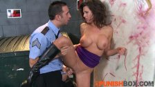 Veronica Avluv – Pornstar gets punished by police