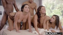 BLACKED Abella, Karlee and Keisha Share BBC's