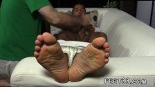 Cum sucking fags gay Mikey Tied Up &