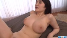 Rie Tachikawa serious threesome which makes