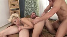 Wet and bushy pussies - Scene 5 - DDF Productions