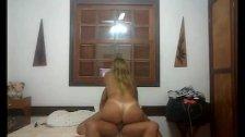 Brazilian Banging Blonde Lover