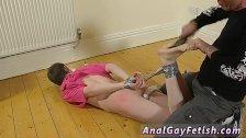 Nude boys punished gay Sebastian Kane has a