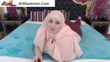 Sensual Arabian Niqab Cam