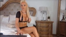Sexy blonde teasing on cam more on FreeSexyCamWhores com