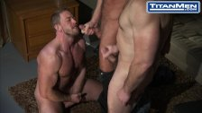 Sting: Dirk Caber, Hunter Marx & Shay Michaels