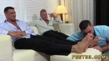 fun boys feet and gay foot job movies Ricky