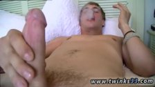 Cute young boy sex gay Blond, slick and
