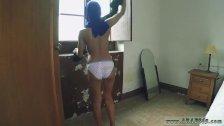 Sexy mom handjob cumshot and short skinny