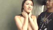 Smoking hot brunette Mayu Kotono gets on her