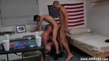 Hot sexy naked army men fucking and young