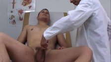 Medical gay porn fuck first time His