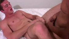 Gay man anal stretching tools Luigi arches