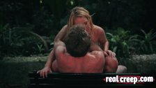 Raylin Ann takes it hard from behind