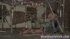 Gay naked dick His man meat is throated and