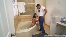 Asian teen huge dick Lexy Bandera get's her