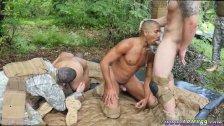 naked gay soldiers image Jungle bang