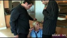 Naughty Harlot Aubrey Addams punished