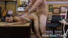 Straight friends jack each other off gay