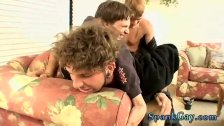 Pic office gay sex xxx Skater Spank Wars