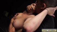 Blonde big tits brutal anal One of the