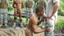 Free movietures of nude gay military men so