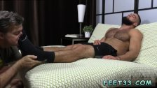 Cumming daddy gay Ricky Larkin Shoots His
