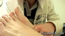 Gay sexy white boy feet A Great Foot Loving