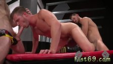 Caribbean black gay fisting Toned and