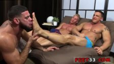Gay toe photos Ricky Hypnotized To Worship