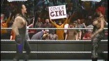 Gabriel vs the undertaker
