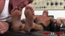 Big fat foot long cock in gay ass Dev
