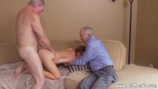 Amateur girls old guys Frankie And The Gang