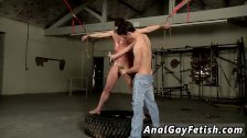 Free senior gay bondage Hung Boy Made To