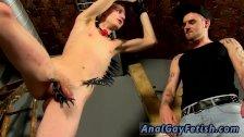 Male nipples bondage treatment gay The