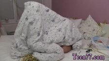 Deauxma lesbian xxx Sleeping at your